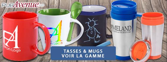 catalogue mugs