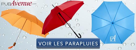 catalogue parapluies
