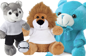 Peluches personnalisables