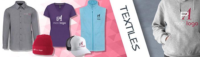 Et Cadeaux Publicitaires GoodiesObjets Textiles Personnalisés Pas lJc13TFK
