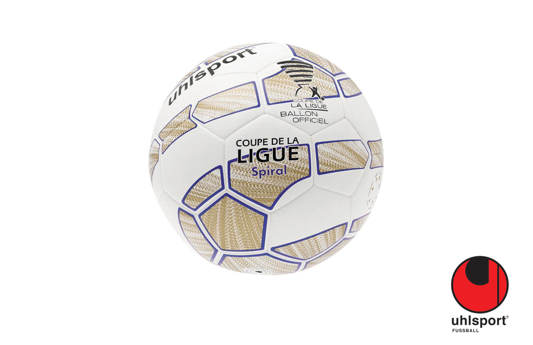 Ballon de match uhlsport TENOR SPIRAL