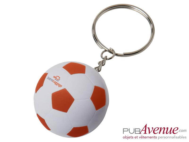 Porte-clés personnalisé ballon de foot