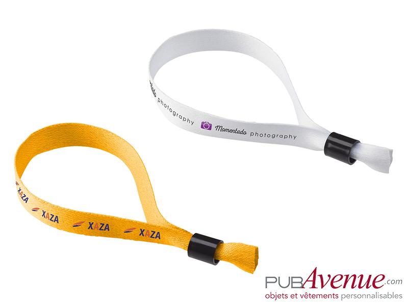 Bracelet personnalisé pour événement