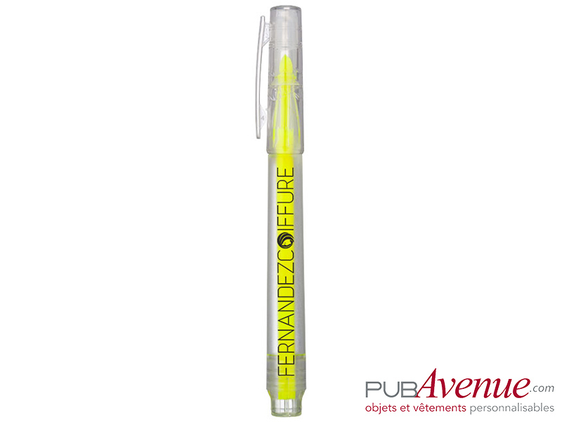 Feutre fluo personnalisable marqueur