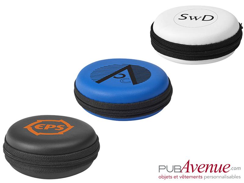 Set écouteurs audio répartiteur personnalisé