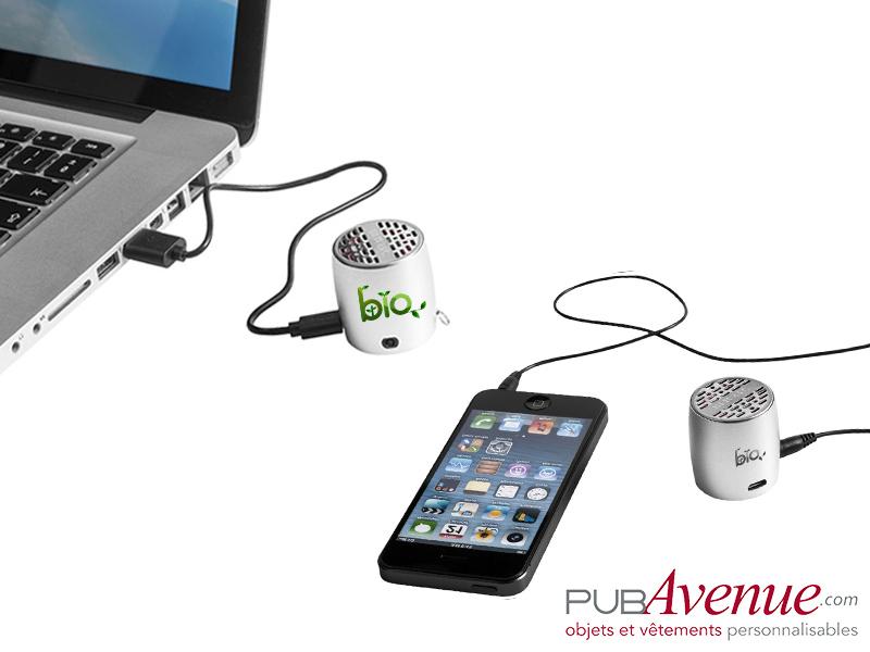 Haut-parleur compact personnalisé