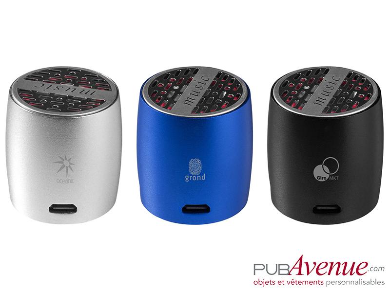 Haut-parleur personnalisé compact