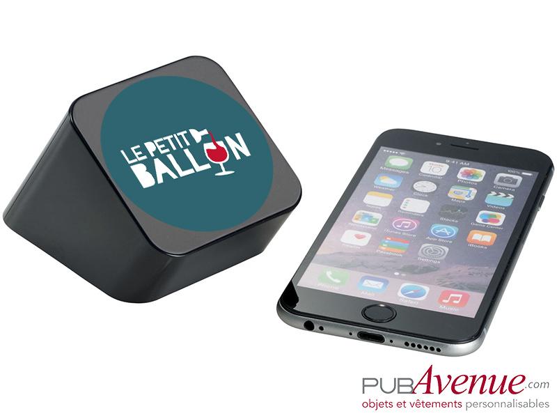 Haut-parleur ventouse Bluetooth personnalisable