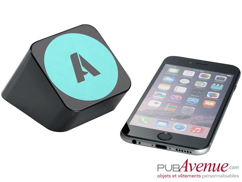 Haut-parleur ventouse publicitaire Bluetooth