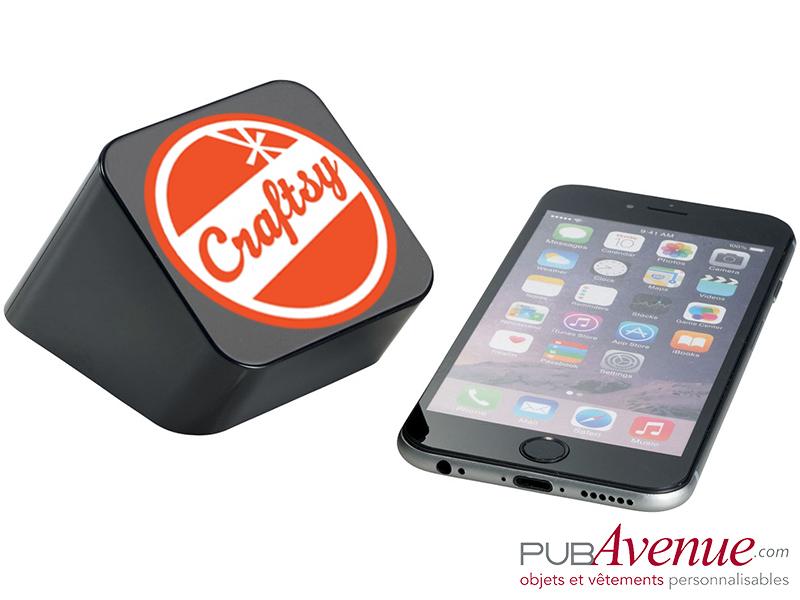 Haut-parleur ventouse Bluetooth personnalisé