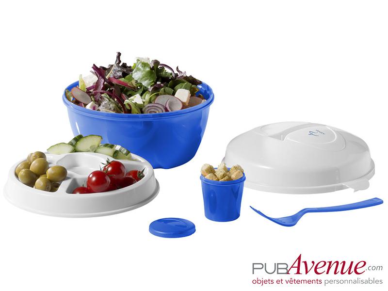 Boîte repas personnalisable lunch box salades