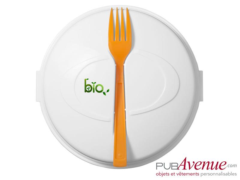 Boîte repas lunch box salades personnalisable