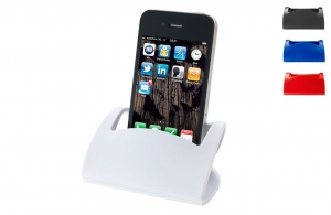 Socle smartphone flexible en PVC