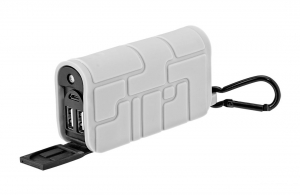 Power bank 5600 mAh très robuste