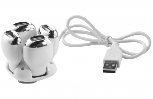 Hub flexible personnalisable 4 ports USB