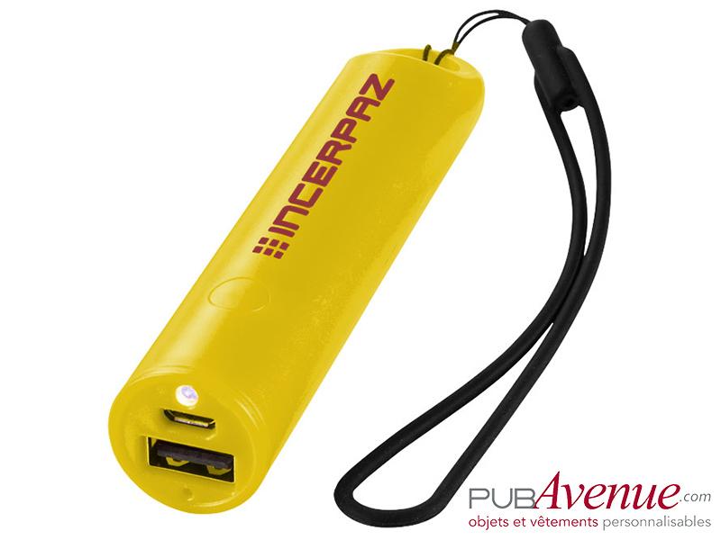 Batterie lampe 2200 mAh personnalisée
