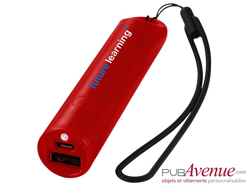 Batterie lampe personnalisable 2200 mAh