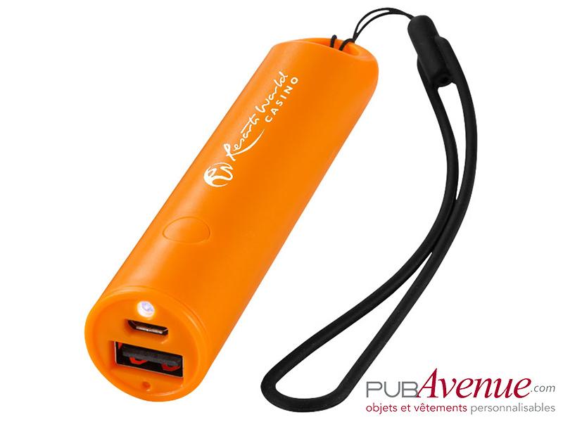 Batterie lampe publicitaire 2200 mAh