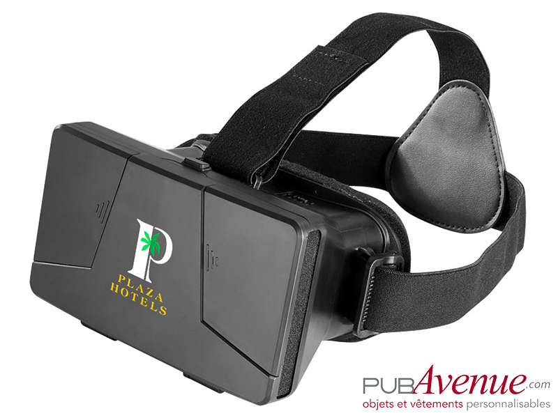 Casque lunettes personnalisable réalité virtuelle
