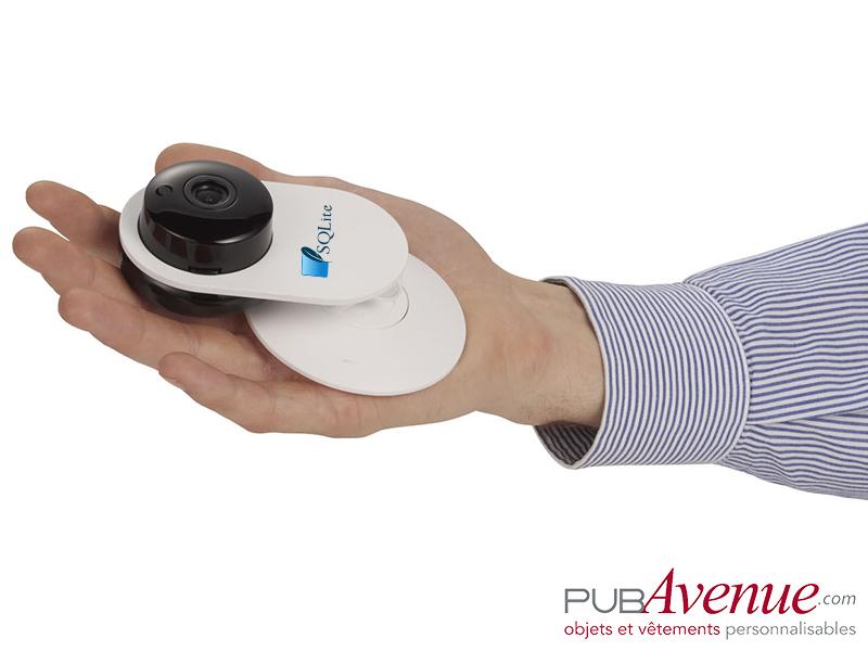 Mini caméra domestique Wi-Fi HD personnalisable