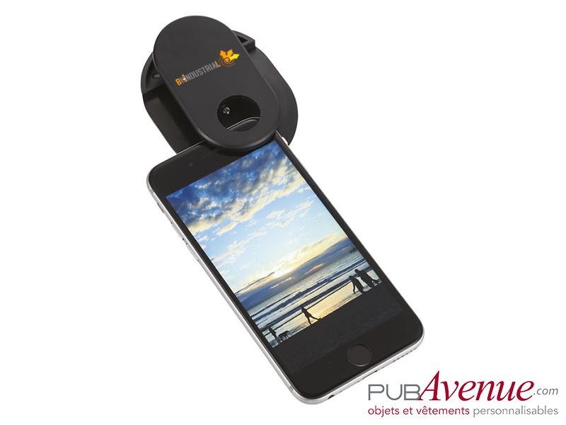 Set lentilles personnalisé 4en1 Smartphone