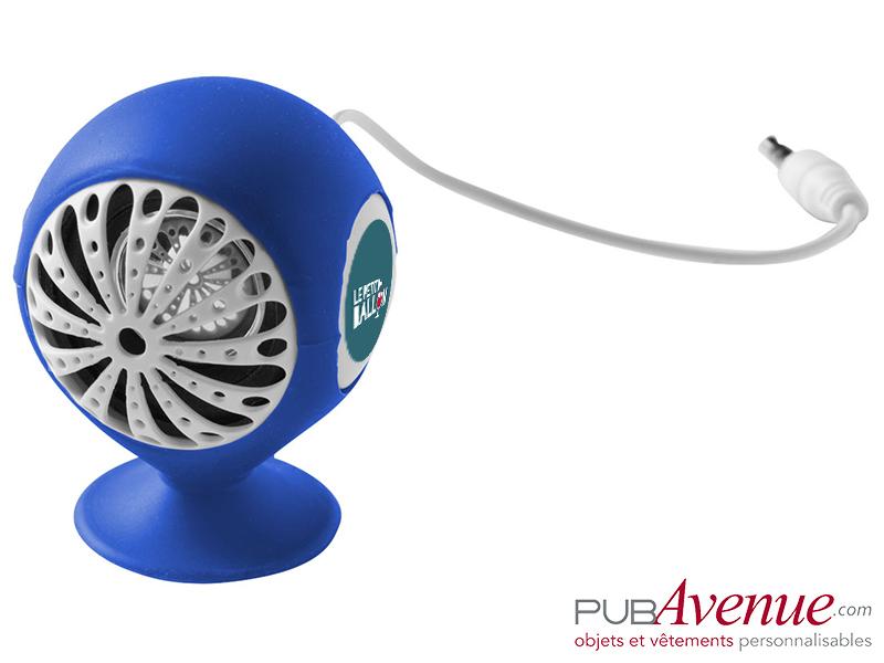 Haut-parleur personnalisé ventouse
