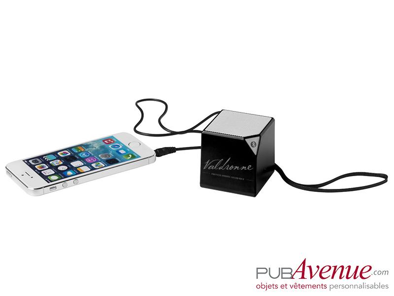 Haut-parleur micro intégré personnalisable