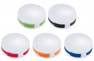 Hub rond personnalisable 4 ports USB