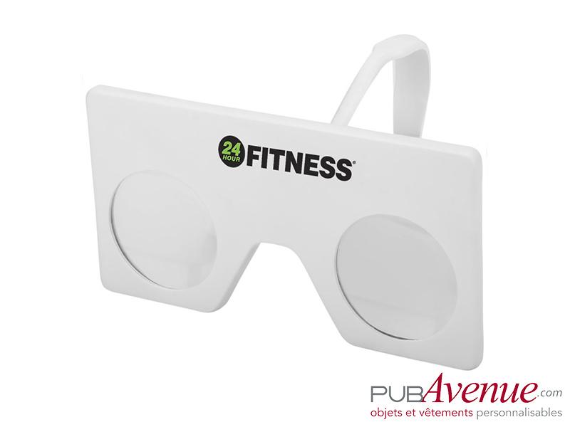 Mini lunettes réalité virtuelle personnalisées