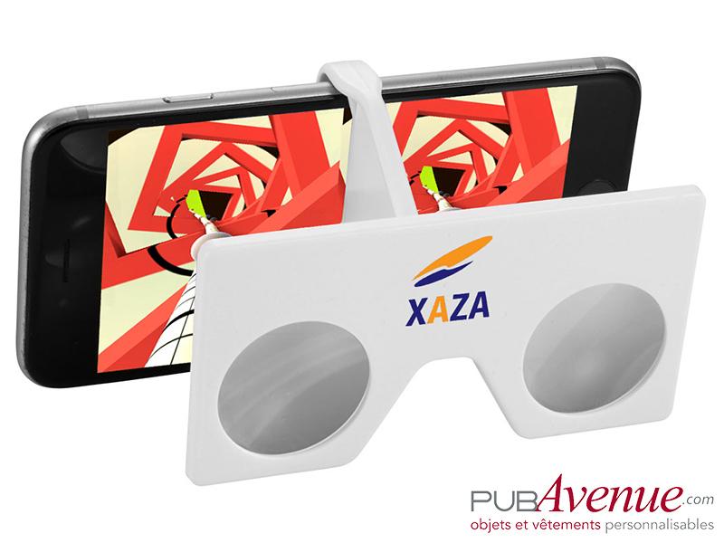 Kit lentilles réalité virtuelle personnalisée