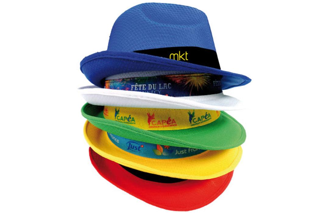 chapeau personnalis pour anniversaire cadeau invit s pas cher. Black Bedroom Furniture Sets. Home Design Ideas