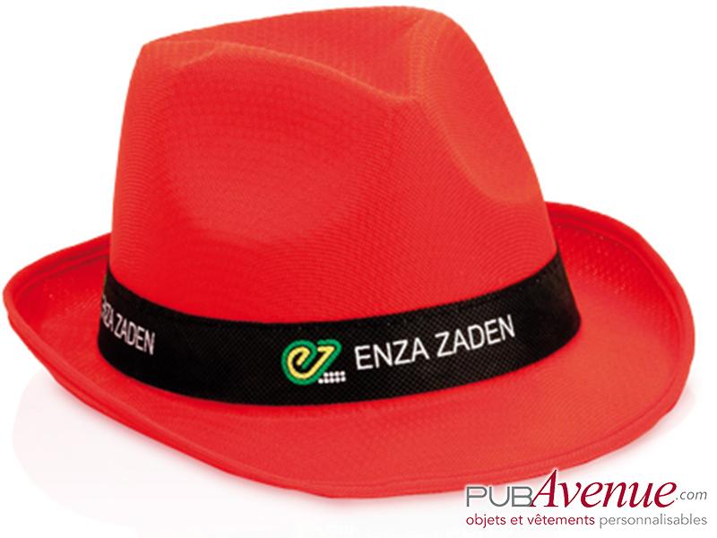 Chapeau coloré personnalisé anniversaire