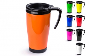 Grand mug de voyage tasse transportable