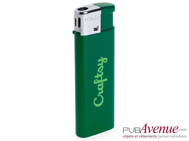 Briquet rechargeable personnalisable