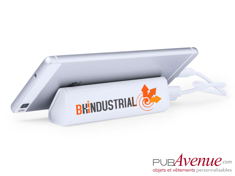 Chargeur externe personnalisé portable 2200mAh