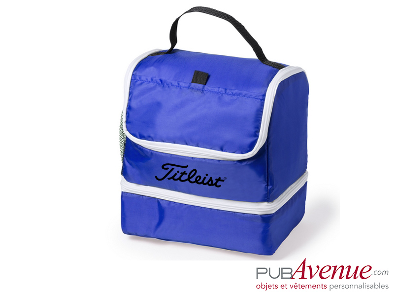Glacière isotherme transport lunch box personnalisable