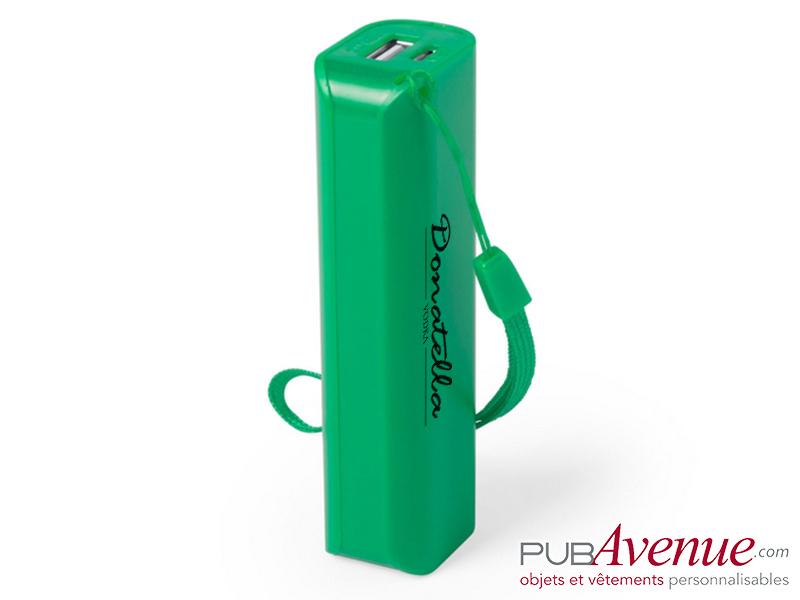 Batterie de secours personnalisée 1200mAh