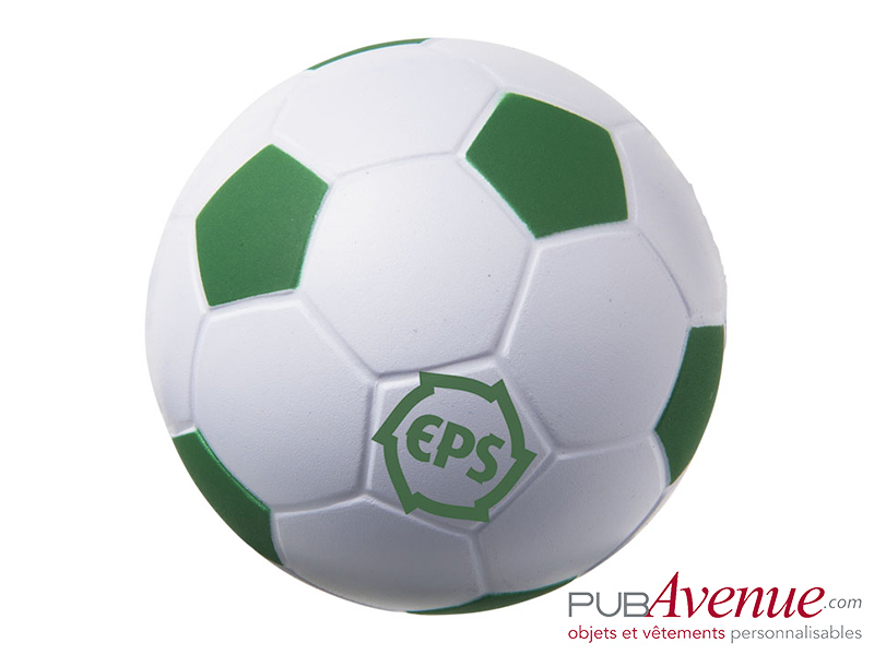 Balle publicitaire anti-stress ballon de foot