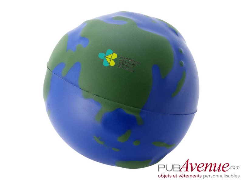 Globe anti-stress personnalisable