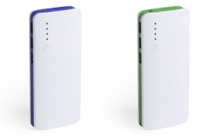 Power bank 10000 mAh chargeur personnalisable