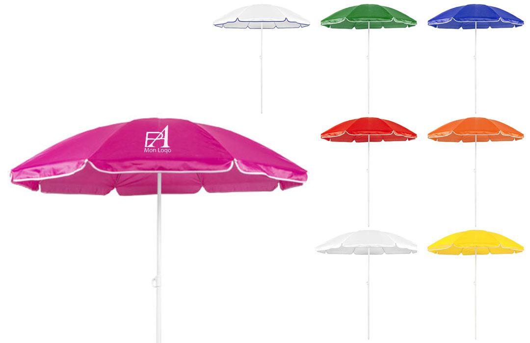 parasol personnalis marquage logo publicitaire pas cher. Black Bedroom Furniture Sets. Home Design Ideas