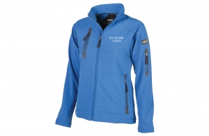 Veste Soft Shell femme pour ambulancier