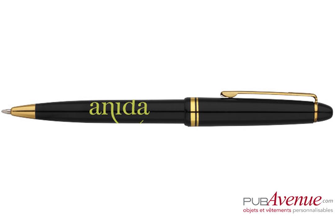 stylo personnalisé association