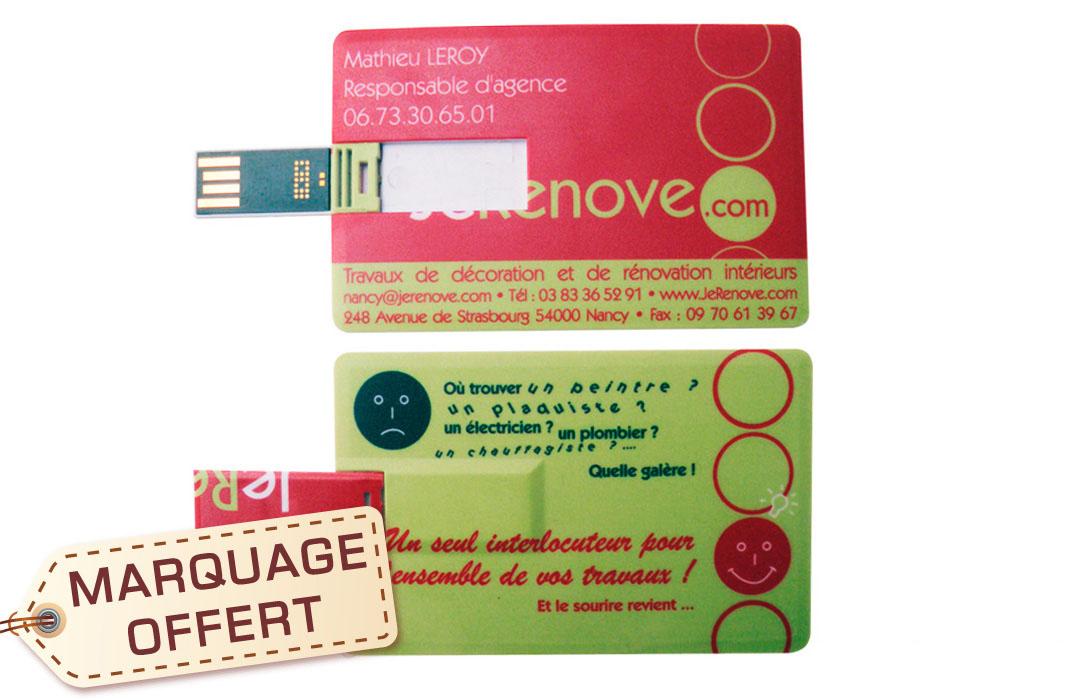 Cle USB Personnalisee Photo Mariage Particuliers Et Entreprises