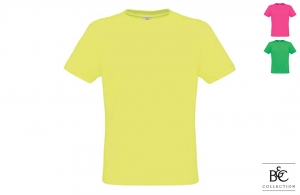 Tee-shirt fluo homme