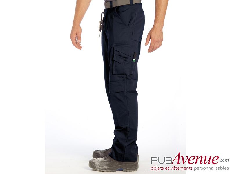 Pantalon personnalisé professionnel B&C Pro