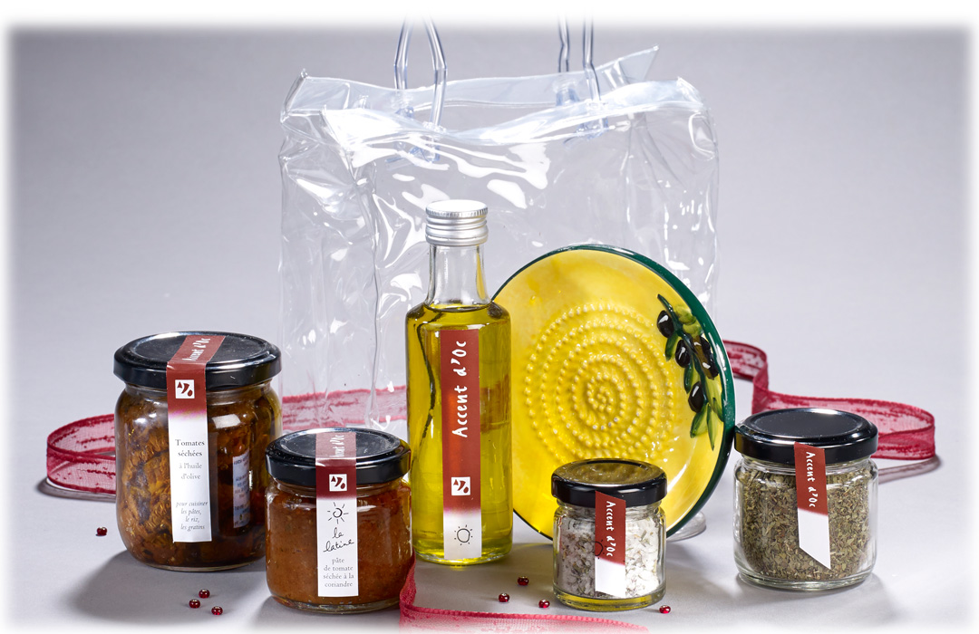 Panier Garni Salade Cot 233 Sud Un Cadeau D Affaires 224 Grignoter