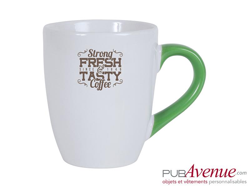 Mug personnalisable en express