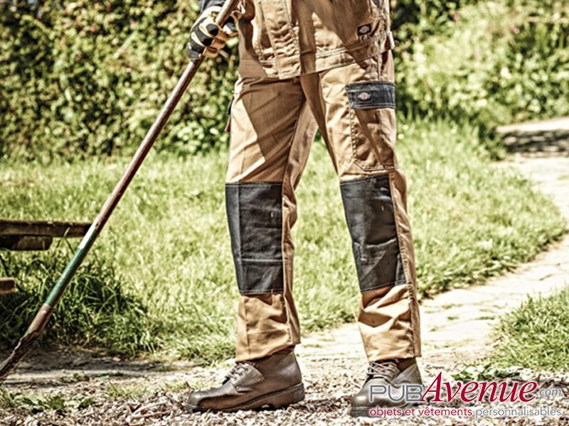 Pantalon professionnel personnalisable