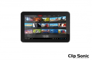 "Tablette tactile 7"" sous Android 4.4 Clip Sonic"